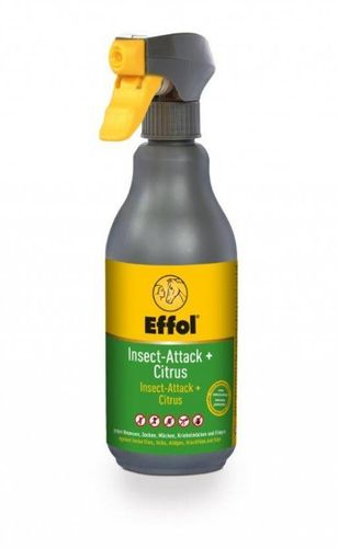 Effol Insect - Attack + Citrus Spray - 500 ml